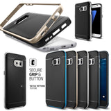 For Samsung Galaxy S8/ S8+/ S7/ S6 Neo Hybrid Shockproof 360° Hard Bumper Case Cover For Samsung Galaxy S8/ S8+/ S7