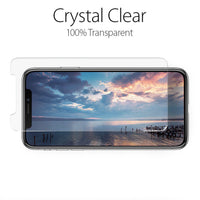 "100% GENUINE Tempered Glass for iPhone XS Max, XS (5.8""), XR (6.1""), X. 4 /5/6/7 & 8 - mobilecare17"