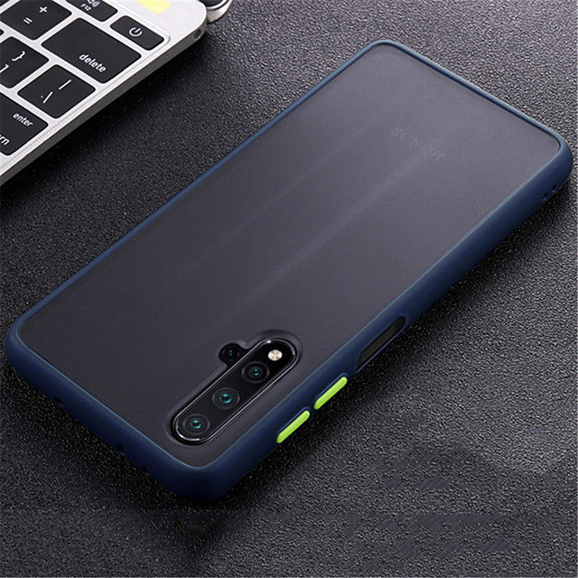 Shockproof Silicone Case Cover For Huawei Nova 7/ P40 / P40 Pro / P40 Lite