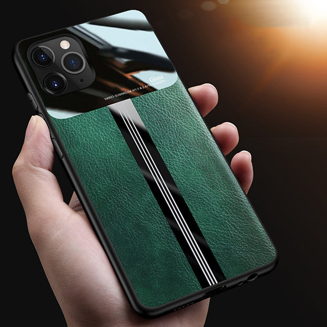 iPhone11Pro Max Eye Protection Pattern Phone Case XS Max Anti-fall Anti-sweat Anti-fingerprint 6/7 / 8Plus Protective Case