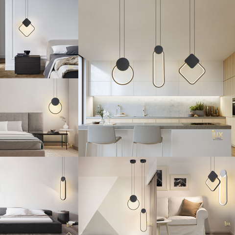 Singapore's Fully-Online Lighting Gallery - Pendant Lights, LED Ceiling Lights & Wall Lamps. Contemporary Pendant Lights for your vanity lighting needs. Instant utility savings up to 40% - Fit the lamp with LED Bulbs. Free Delivery - No Minimum Purchase for all BTO, Resale, EC, Condo, Restaurants, Cafes, Hotel & Retailers