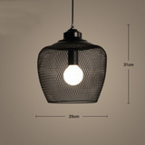 Vintage Industrial Pittsburgh Pendant Light