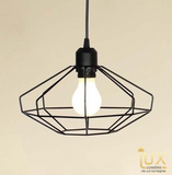 Lux-Lumens | Singapore's Fully-Online Lighting Retail - Pendant Lights, LED Ceiling Lights & Fans. Modern meets Luxury with the Minimalist Gems Pendant Light. Instant utility savings of up to 40% by fitting the lamp with LED Bulbs. Free Island-wide Delivery - No Minimum Purchase for on Lighting for all BTO, Resale, EC, Condo, Resturants, Cafes, Hotels & Retail Store.