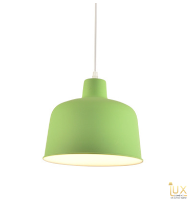 Lux-Lumens | Singapore's Fully-Online Lighting Retail - Pendant Lights, LED Ceiling Lights & Fans. Complement your Scandinavian & Nordic Themed Homes/Business with the Scandinavian Macron Bowl - Lime Green Pendant Light. LED Bulbs Compatible. Free Island-wide Delivery - No Minimum Purchase for all BTO, Resale, EC, Condo, Restaurants, Cafes, Hotel & Retail Lighting.
