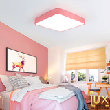 Lux-Lumens | Singapore's Fully-Online Lighting Retail - Pendant Lights, LED Ceiling Lights & Fans. Get the Macron | Square LED Ceiling Light to complement your Modern Themes. Instant utility savings of up to 40% choosing LED Ceiling Lights. Free Island-wide Delivery - No Minimum Purchase for all BTO, Resale, EC, Condo, Restaurants, Cafes, Hotel & Retail Lighting.