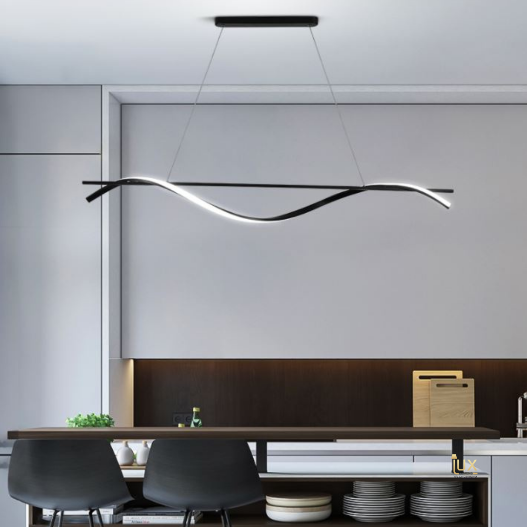 Singapore's Fully-Online Lighting Gallery, Direct from Manufacturer - Pendant Lights, LED Ceiling Lights & Wall Lamps. Adair - Contemporary LEDs Pendant Light unleashes luxurious vibes in your home/business. Free Delivery - No Minimum Purchase for all BTO, Resale, EC, Condo, Restaurants, Cafes, Hotel & Retail Lighting.