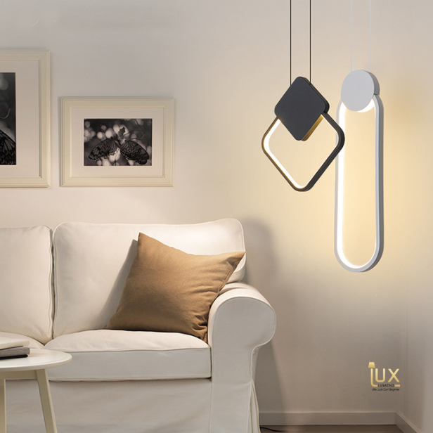 Singapore's Fully-Online Lighting Gallery - Pendant Lights, LED Ceiling Lights & Wall Lamps. Modern Contemporary Designer Pendant Light. Instant utility savings of up to 40% by fitting the lamp with LED Bulbs. Free Island-wide Delivery - No Minimum Purchase for all BTO, Resale, EC, Condo, Restaurants, Cafes, Hotel & Retail Lighting.