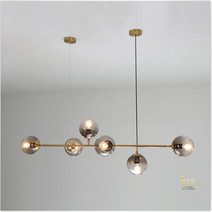 Alerlo Glass Ceiling Lamp