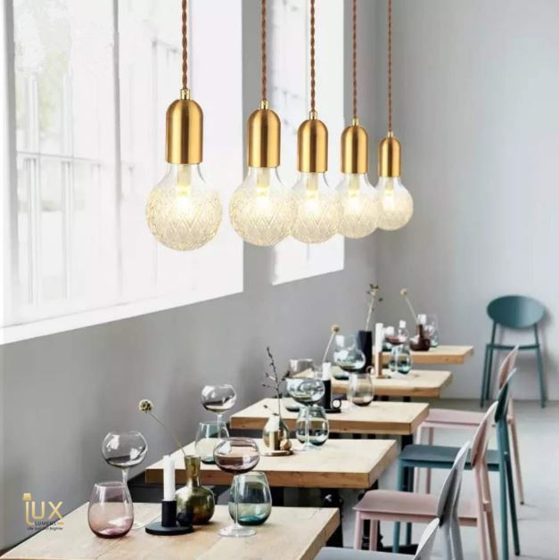 Singapore's Fully-Online Lighting Gallery - Modern Contemporary Pendant Lights, LED Ceiling Lights & Wall Lamps. Modern meets Luxury with the Scandinavian Rose Gold Pendant Light. Utility savings of up to 40% by fitting the lamp with LED Bulbs. Free Island-wide Delivery - No Minimum Purchase for all BTO, Resale, EC, Condo, Restaurants, Cafes & Hotel.