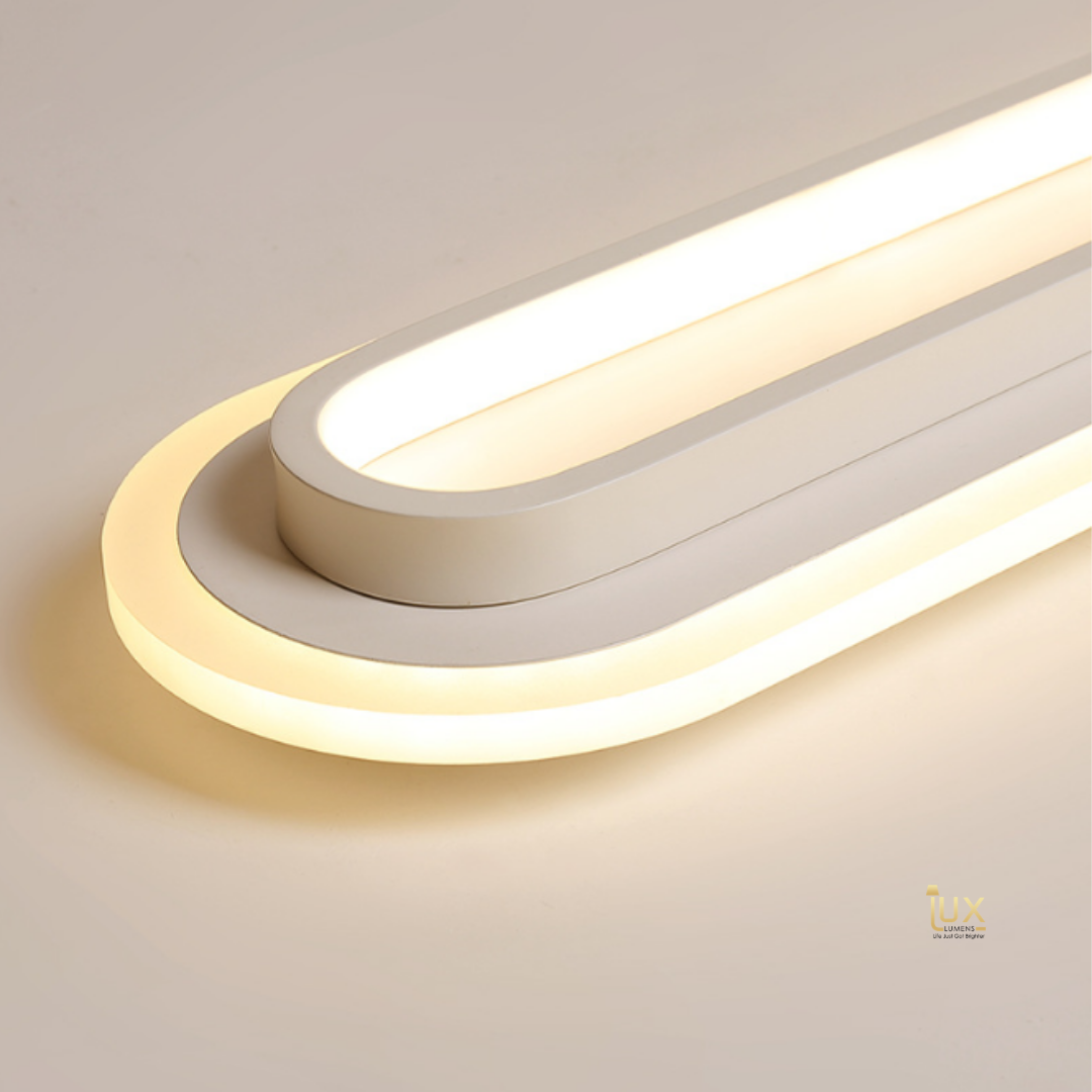Linearé (II) - LEDs Ceiling Light