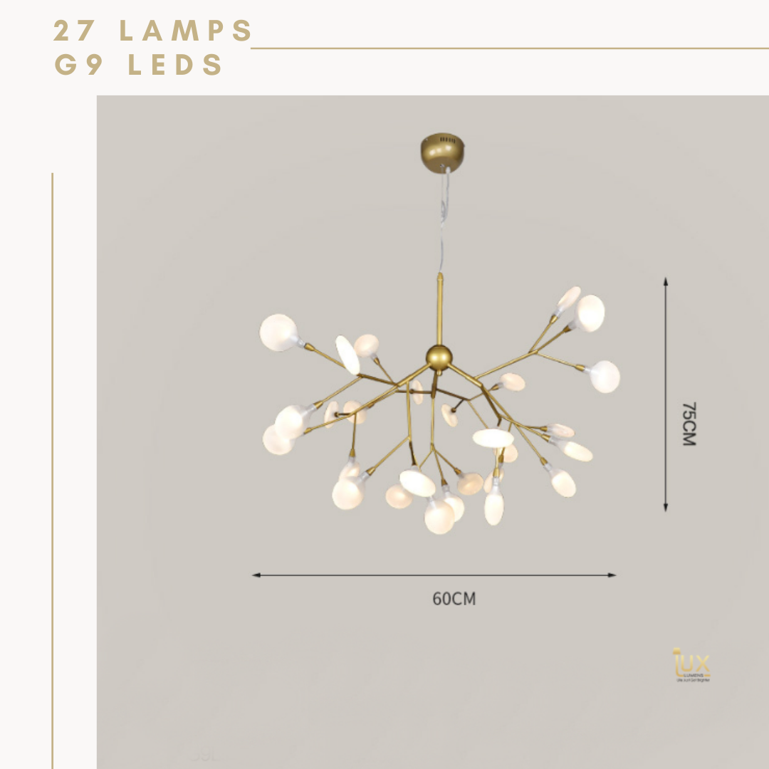 Singapore Online Lighting Gallery, Modern Chandelier Ceiling Lights for BTO, Resale, EC, Condo, Landed, Restaurants, Hotels, Cafes & Retail Lighting. Compatible with LED Bulbs. Free-Delivery - No Min Purchase