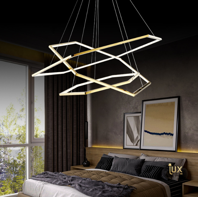 Singapore's Fully-Online Lighting Gallery - Pendant Lights, LED Ceiling Lights & Fans. Modern Contemporary Luxurious Crownn Designer Pendant Light. Instant utility savings of up to 40% by fitting the lamp with LED Bulbs. Free Island-wide Delivery - No Minimum Purchase for all BTO, Resale, EC, Condo, Restaurants, Cafes, Hotel & Retail Lighting.