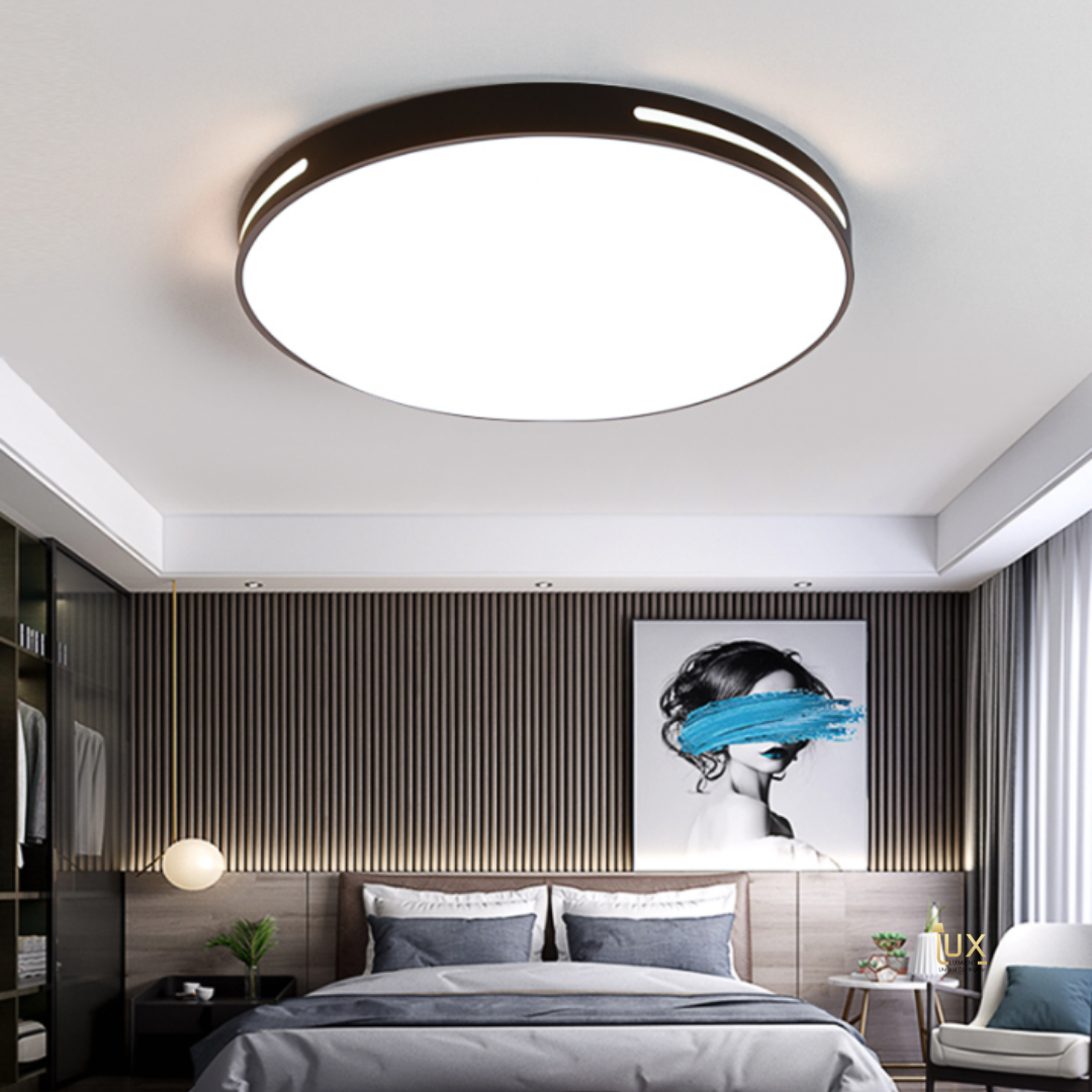 Singapore's Fully-Online Lighting Gallery - Pendant Lights, LED Ceiling Lights & LEDs Wall Lamps. Get your Grabas - Monochromatic LED Ceiling Light for your BTO Home Lighting, Resale Home Lighting, EC / Condo Home Lighting, Landed Lighting, Restaurants Lighting, Offices Lighting, Hotels & Retail Lighting.