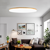 Lux-Lumens | Singapore's Fully-Online Lighting Retail - Pendant Lights, LED Ceiling Lights & Fans. Scandinavian Wood LED Ceiling Light Scene Display. Instant utility savings of up to 40% by choosing LED Ceiling Lights. Free Island-wide Delivery - No Minimum Purchase for all BTO, Resale, EC, Condo, Restaurants, Cafes, Hotel & Retail Lighting.