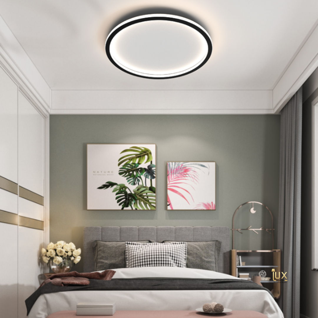 Singapore's Fully-Online Lighting Gallery - Pendant Lights, LED Ceiling Lights & LEDs Wall Lamps. Get your Aureola - Round LEDs Ceiling Light for your BTO Home Lighting, Resale Home Lighting, EC / Condo Home Lighting, Landed Lighting, Restaurants Lighting, Offices Lighting, Hotels & Retail Lighting.