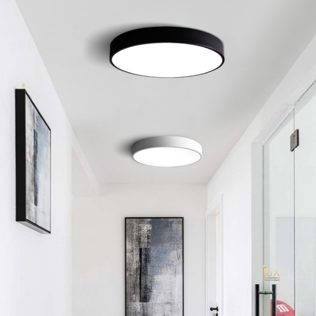 Singapore's Fully Online Lighting Gallery. Monochromatic LED Ceiling Lights, Ultra Modern, Ultra Slim, Bright & High Quality. Free Delivery + 6 Months Warranty on all LED Ceiling Lights