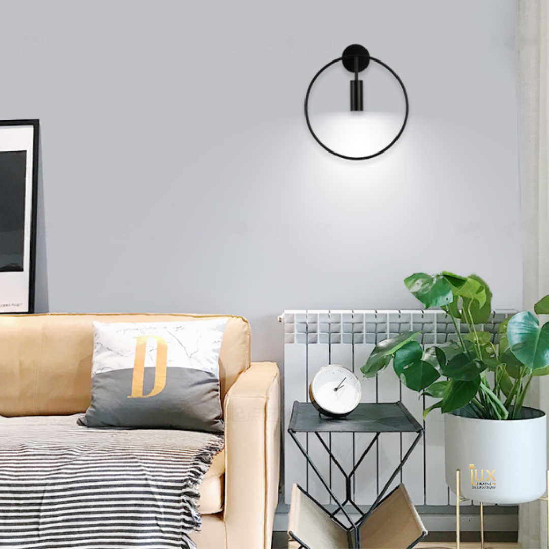 Singapore's Fully-Online Lighting Gallery - Pendant Lights, Hanging Lamps, LED Ceiling Lights, Ceiling Fixtures & Wall Lamps. Kranz - LEDs Wall Lamp with Free Delivery - No Min. Purchase for all BTO Home Lighting, Resale Home Lighting, EC / Condo Home Lighting, Restaurants Lighting, Cafes & Retail Lighting.