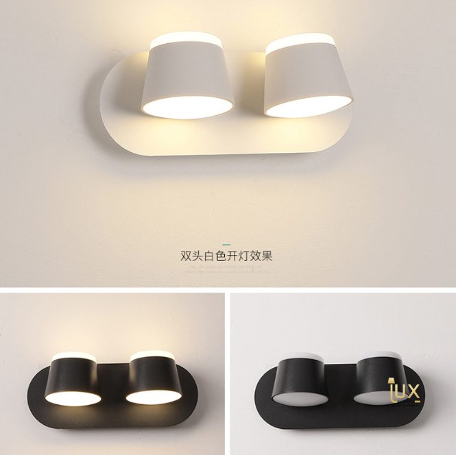 Kulusuḱ - Scandinaivan LED Wall Lamp