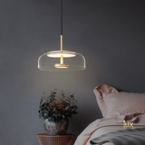 Lyonora Glass Pendant Light