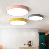 Lux-Lumens | Singapore's Fully-Online Lighting Retail - Pendant Lights, LED Ceiling Lights & Fans. Get the Macron | Round LED Ceiling Light to complement your Modern Themes. Instant utility savings of up to 40% choosing LED Ceiling Lights. Free Island-wide Delivery - No Minimum Purchase for all BTO, Resale, EC, Condo, Restaurants, Cafes, Hotel & Retail Lighting.