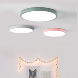 Macaron | Round LED Ceiling Light