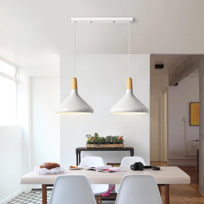 MATRÄTT - Scandinavian Pastel Pendant Light