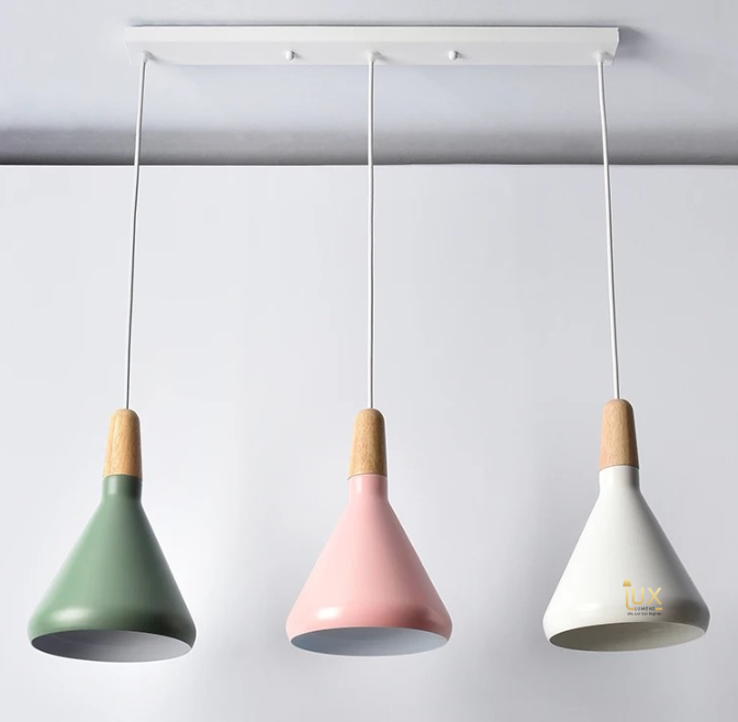 Lux-Lumens | Singapore's Fully-Online Lighting Retail - Pendant Lights, LED Ceiling Lights & Fans. Complement your Scandinavian & Nordic Themed Homes/Business with the Scandinavian Pastel Colours Pendant Light. LED Bulbs Compatible. Free Island-wide Delivery - No Minimum Purchase for all BTO, Resale, EC, Condo, Restaurants, Cafes, Hotel & Retail Lighting.