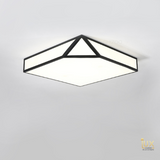 Minimalist Designer LED Ceiling Light in 24W, 36W & 48W. Free Delivery for all BTO, Resale, EC, Condo, Landed, Restaurants, Offices, Cafes, Hotel & Retail Lighting