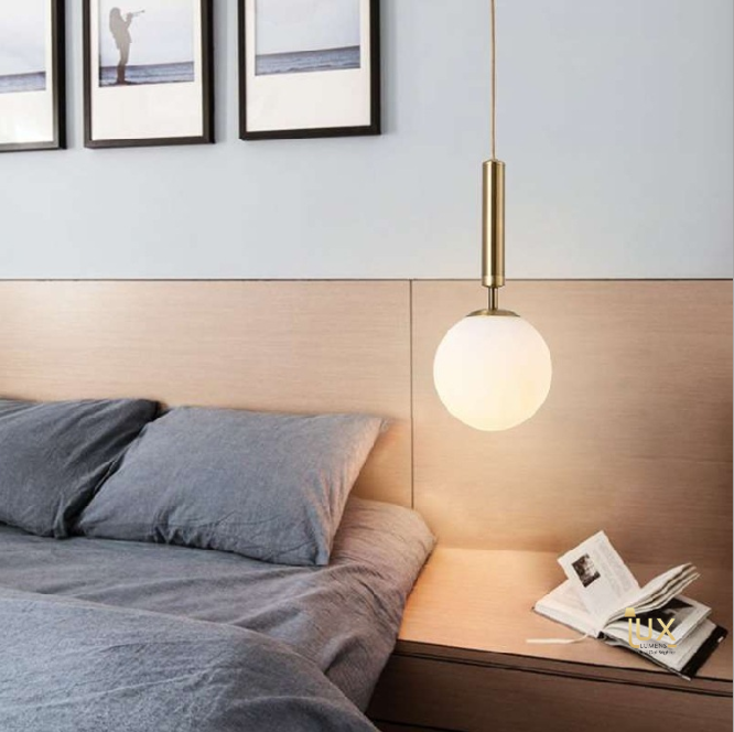 Sfëra (IV) - Globe Pendant Light