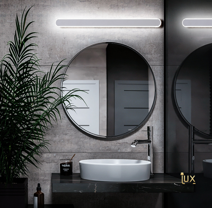 Minimalist LED Vanity Wall Lamp. Singapore's Fully-Online Lighting Retail. Free Delivery!
