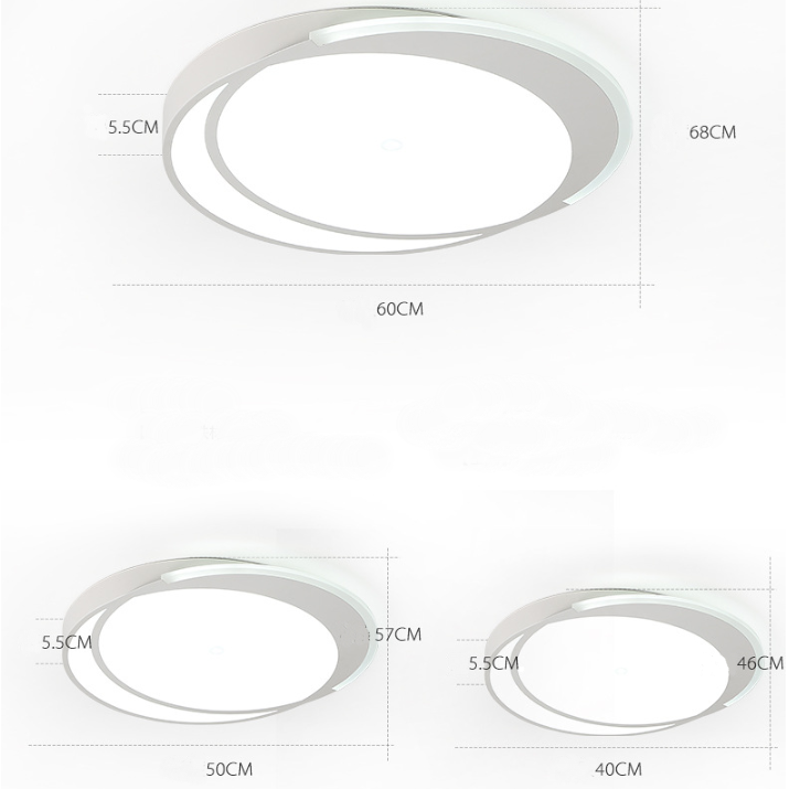 Zeitnah - LED Ceiling Light