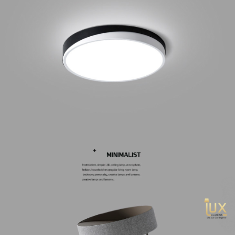 Singapore Designer LED Ceiling Light. Get the Yin-Yang III | Round LED Ceiling Light to complement your Modern Themes. Instant utility savings of up to 40% choosing LED Ceiling Lights. Free Island-wide Delivery - No Minimum Purchase for all BTO, Resale, EC, Condo, Restaurants, Cafes, Hotel & Retail Lighting.