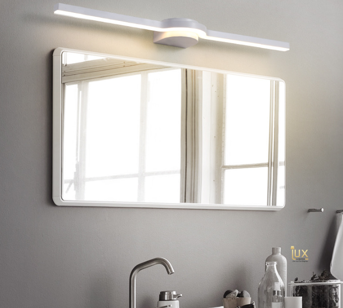 Bathroom Lighting. Toilet Lighting, Mirror Lighting. Minimalist LED Vanity Wall Lamp. Singapore's Fully-Online Lighting Retail. Free Local Singapore Delivery for all BTO Lighting, HDB Resale Lighting, Restaurants Lighting, Bathroom Lighting, Hotel Lighting, Condo Lighting, Landed Bungalow Lighting!
