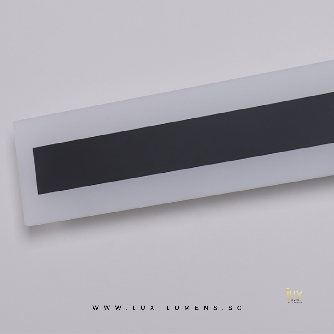 Renoa - Linear Minimalist LEDs Wall Lamp