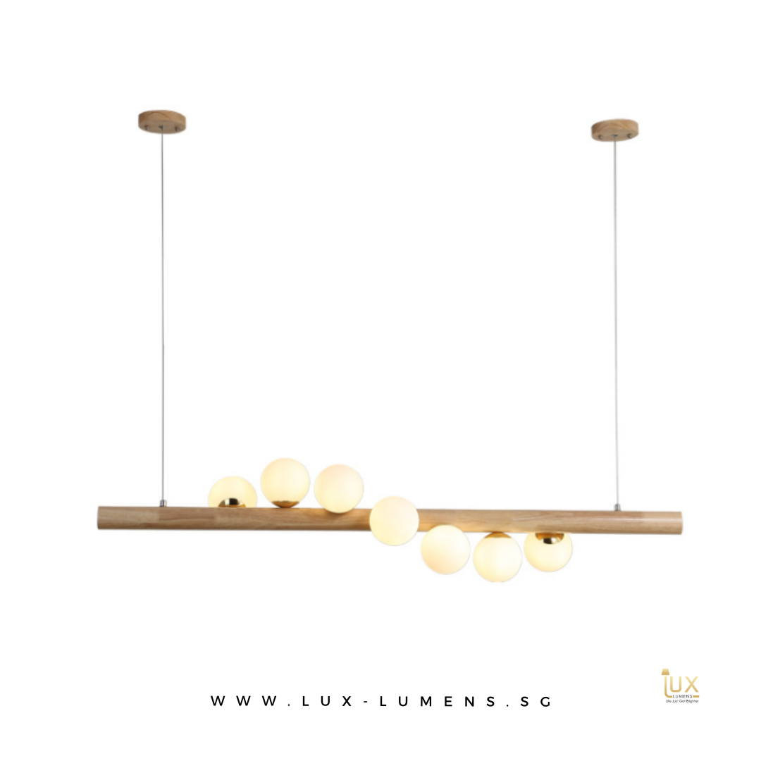 Singapore's Fully-Online Lighting Gallery - Pendant Lights, LED Ceiling Lights & LEDs Wall Lamps. Get your Andor - Scandinavian Pendant Light for your BTO Home Lighting, Resale Home Lighting, EC / Condo Home Lighting, High Ceiling Lighting, Restaurants Lighting, Offices Lighting, Hotels & Retail Lighting.