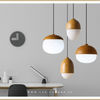 Singapore's Fully-Online Lighting Gallery - Pendant Lights, LED Ceiling Lights & Fans. Complement your Scandinavian Themed home/business with the Scandinavian Acorn Dining Table Pendant Light. Free Singapore Delivery - No Minimum Purchase for all BTO, Resale, EC, Condo, Restaurants, Cafes, Hotel & Retail Lighting.