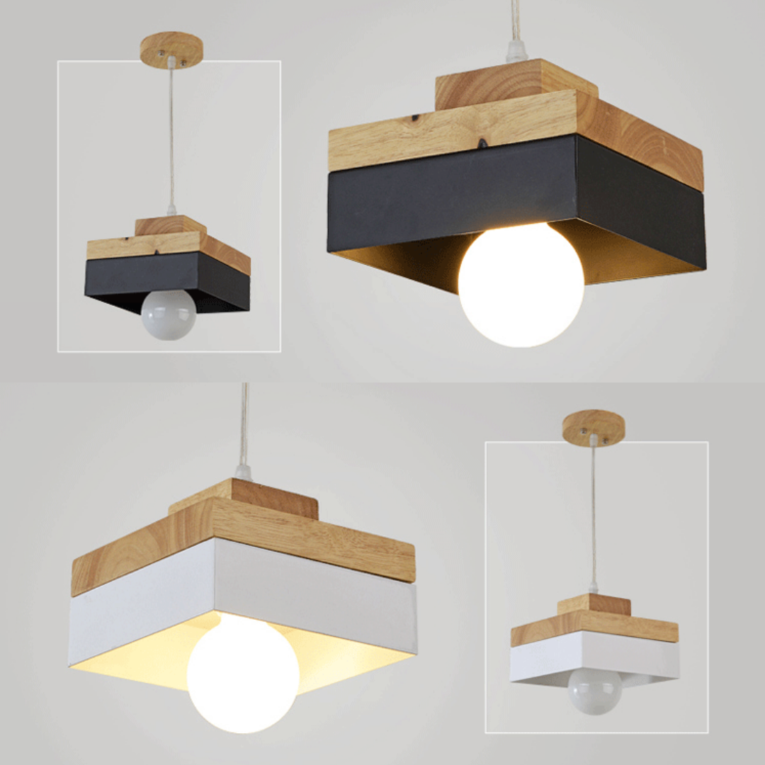 GEOMETRIC - Scandinavian Pendant Light