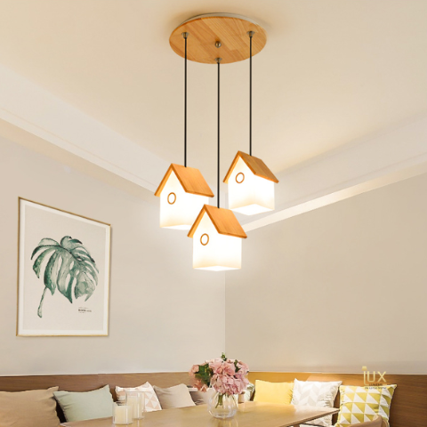 Singapore's Fully-Online Lighting Gallery - Pendant Lights, LED Ceiling Lights & Wall Lamps. Complement your Scandinavian & Nordic Themed Homes/Business with the Scandinavian Borås Pendant Light. LED Bulbs Compatible. Free Island-wide Delivery - No Minimum Purchase for all BTO, Resale, EC, Condo, Restaurants, Cafes, Hotel & Retail Lighting.