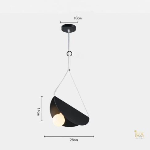 BUTTÉRHOLM - Scandinavian Pendant Light