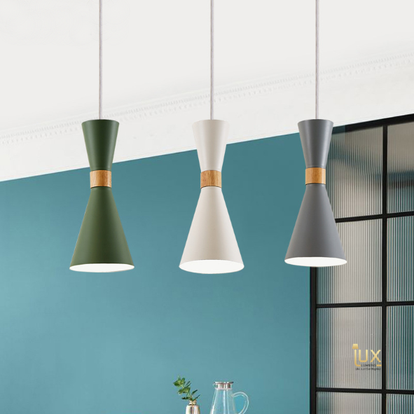 Scandinavian Colorful Pastel Pendant Lights. Complement your Scandinavian & Nordic Themed Homes/Business with the Scandinavian Themed Pendant Lights. LED Bulbs Compatible. Free Island-wide Delivery - No Minimum Purchase for all BTO, Resale, EC, Condo, Restaurants, Cafes, Hotel & Retail Lighting.