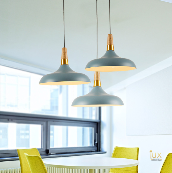 Singapore's Fully-Online Lighting Gallery - Pendant Lights, LED Ceiling Lights & Fans. Complement your Scandinavian & Nordic Themed Homes/Business with the Scandinavian Cone - LED Pendant Light. LED Bulbs Compatible. Free Island-wide Delivery - No Minimum Purchase for all BTO, Resale, EC, Condo, Restaurants, Cafes, Hotel & Retail Lighting.