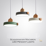 Scandinavian Skagen LEDs Pendant Light
