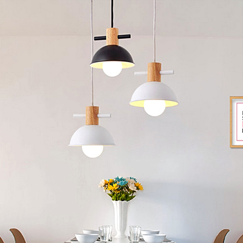 Scandinavian Geometric (II) Pendant Lights