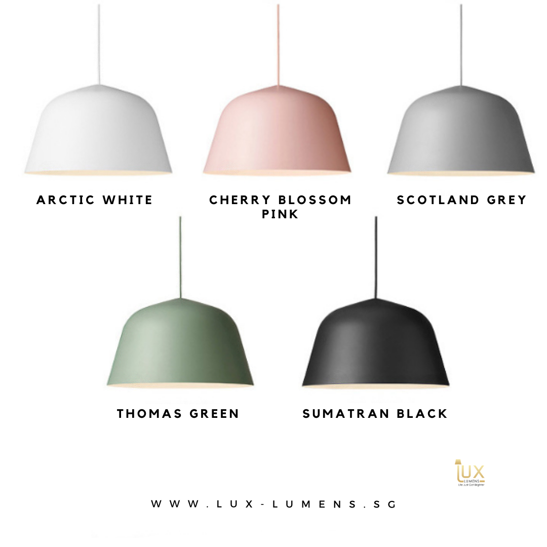 Singapore's Fully-Online Lighting Gallery - Pendant Lights, LED Ceiling Lights & Wall Lamps. Complement your Scandinavian & Nordic Themed Homes/Business with the Scandinavian Pastel Bowls Pendant Light. LED Bulbs Compatible. Free Island-wide Delivery - No Minimum Purchase for all BTO, Resale, EC, Condo, Restaurants, Cafes, Hotel & Retail Lighting.