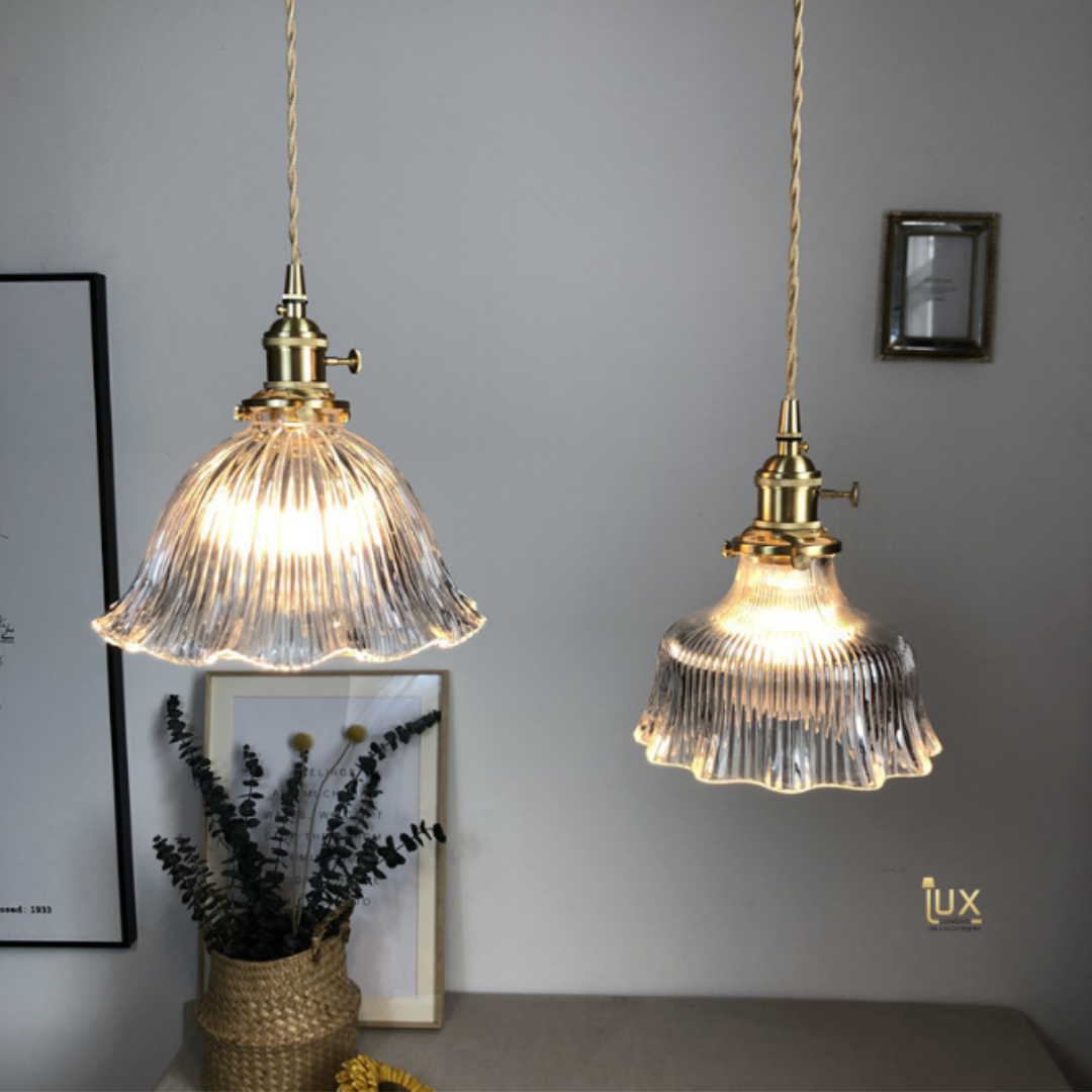 Singapore's Fully-Online Lighting Gallery - Pendant Lights, LED Ceiling Lights & Wall Lamps. Get your Tazza - Glassware Pendant Light with Free Delivery - No Min. Purchase for all BTO Home Lighting, Resale Home Lighting, EC / Condo Home Lighting, Restaurants Lighting, Cafes & Retail Lighting.