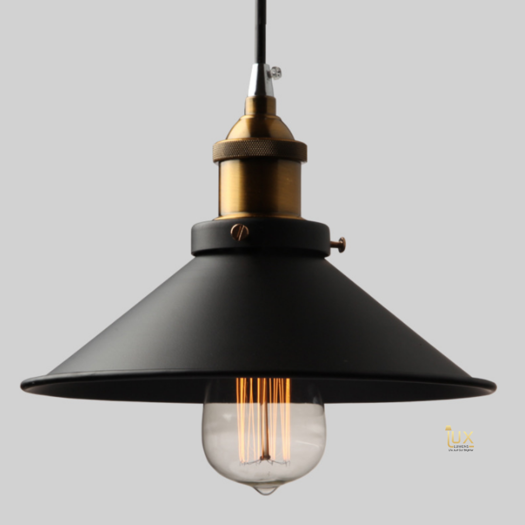 Singapore's Fully-Online Lighting Gallery - Pendant Lights, LED Ceiling Lights & Wall Lamps. Get your Ohio Vintage Industrial Pendant Light with Free Delivery - No Min. Purchase for all BTO Home Lighting, Resale Home Lighting, EC / Condo Home Lighting, Restaurants Lighting, Cafes & Retail Lighting.