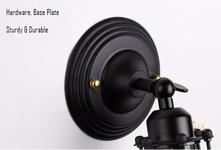 Cheapest Singapore Online Lighting Gallery. Vintage Industrial Wall Lamp. Matte Black colour, free delivery for all BTO Lighting, EC Lighting, Resale Lighting, Condo Lighting, Landed Lighting, Restaurant Lighting, Cafe Lighting & Retail Lighting.