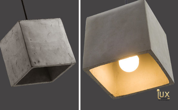 Vintage Industrial Tennessee, Made from Real Cement. from Lux-Lumens, Singapore's Fully-Online Lighting Retail for BTO, Resale, EC, Condo, Landed, Restaurants, Cafes, Hotels & Retail Shops. Free-Delivery, No Minimum Purchase!