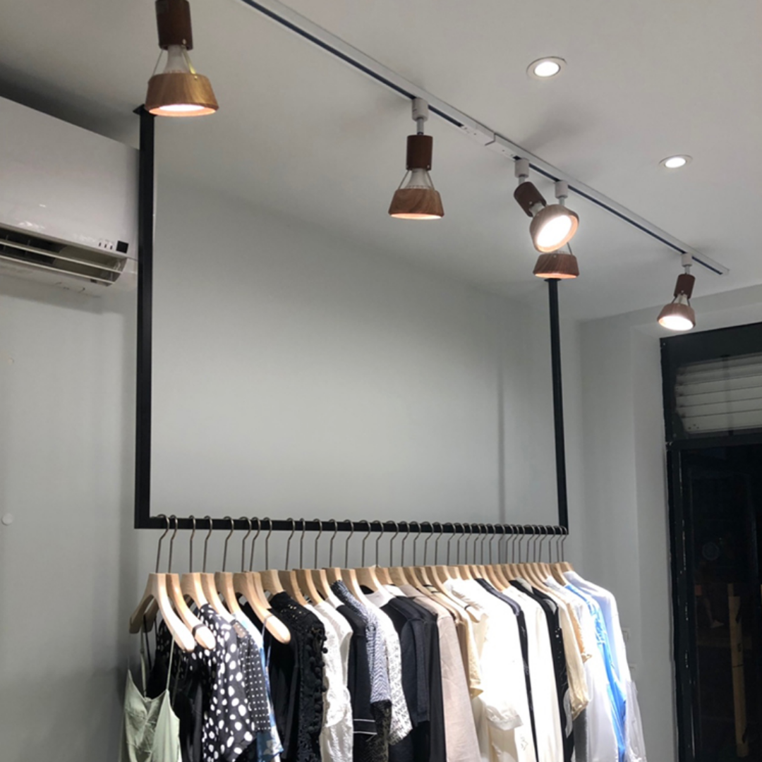 Singapore's Fully-Online Lighting Gallery - Pendant Lights, Hanging Lamps, LED Ceiling Lights & Track Lights. Get your very own Virke - Ceiling Lamp & Track Lights with Free Local Delivery for BTO Lighting, Resale Lighting, EC / Condo Lighting, Restaurants Lighting, Cafes Lighting, Hotel Lighting & Retail Lighting.