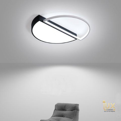 Singapore Designer LED Ceiling Light. Get the Yin-Yang VII | Round LED Ceiling Light to complement your Modern Themes. Instant utility savings of up to 40% choosing LED Ceiling Lights. Free Island-wide Delivery - No Minimum Purchase for all BTO, Resale, EC, Condo, Restaurants, Cafes, Hotel & Retail Lighting.
